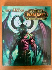 The Art of World of Warcraft and World of Warcraft Burning Crusade - Hardcover