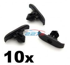 10x Gummihaube dichtring klammern für Audi & SEAT Hood dichtungsprofil