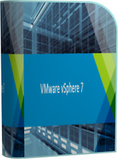 VMware ESXi 7  vSphere Enterprise   - Unlimited ⭐ Fast Delivery⭐