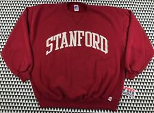 Vintage 90s Stanford RUSSELL Athletic Crewneck Sweatshirt Size XL/XXL
