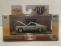 M2 Machines 1:64 Detroit-Muscle R41 1966 Ford Mustang Fastback 2+2 GT NEW