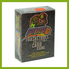 1996 Wildstorm Fast Break Basketball Collectible Card Game CCG Starter Deck.