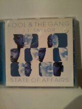 Kool & the Gang State of affairs (1995, & J.T. Taylor) [CD]