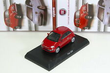 Kyosho 1/64  Fiat 500 Red Fiat Mini car Collection 2016 Japan