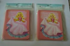 American Greeting Card Lot of 20 Princess Thank You Cards