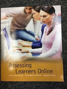 Assessing Learners Online by Albert Oosterhof, Rita-Marie Conrad and Donald P. E