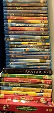 30x EMPTY CASES (22 BluRay + 7 Dvd) ARTWORK +some Disc 2 BONUS MATERIALS DISNEY+