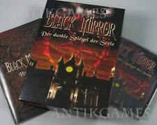 Black Mirror 1 de la oscura espejo del alma alemán sólo PC tirada con manual