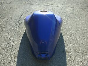 2004 2005 2006 2007 2008 2009 YAMAHA FZ6 GAS TANK FUEL CELL PETROL RESERVOIR