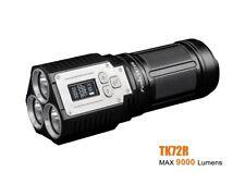 Fenix TK72R Taschenlampe inkl. 7.000mAh LiIon Akku - 9000 Lumen mit OLED Display