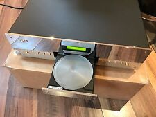 AVM Evolution CD-1 Plus CD Laufwerk in Chrom incl. Fernbedienung (Neuwertig)