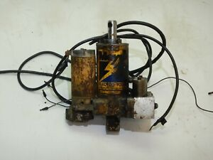 Jeep   Meyer Products Electric  Snow Plow Pump Model E47    FREE SHIPPING