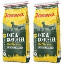 2x15kg Josera Ente+Kartoffel Hundefutter Trockenfutter Getreidefrei m. Ente