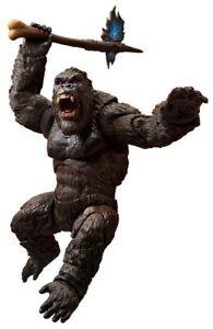 BANDAI S.H.Monsterarts Godzilla vs Kong 2021 King Kong Figure Preorder