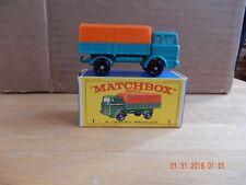 Vintage Lesney Matchbox Mercedes Truck~ #1