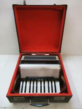 Accordion Cerini made in Germany with Case Vintage