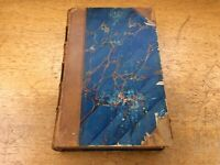 ANTIQUE OLD BOOK THE WESTMINSTER REVIEW VOL Xlll January/ April 1858 African lif