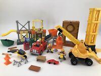 Fisher-Price Disney's Handy Manny's Big Construction Job Workshop
