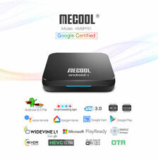 MECOOL KM9 Pro Smart Android 9.0  Box S905X2 4GB+32GB Dual Wifi Media Player