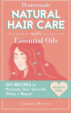Reeves Carmen-Homemade Natural Hair Care (Wi (US IMPORT) BOOK NEW