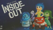 Disney Pixar Inside Out Movie Collectors Promo Puzzle Game SDCC 2016 New Sealed