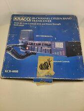 Kraco Cb Radio Kcb 4008
