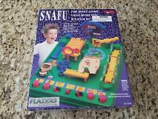 Vintage Tomy Snafu - The Maze Board Game That Runs You Ragged #04 - Amazing!