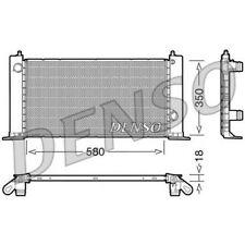 Denso Kühler, Motorkühlung Fiat Stilo,Stilo Multi Wagon DRM09121