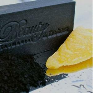 Black Velvet Bamboo Activated Charcoal Soap