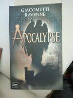 Apocalypse de Giacometti-Ravenne, thriller-très bonne état Français