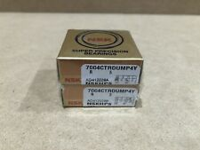 NSK 7004CTRDUMP4Y SUPER PRECISION BEARINGS / FAFNIR 2MM9104WI DUM