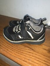 Starter Brown Faux Leather Sneakers Athletic School Shoes Toddler Sz 8 ❤️tb11j2