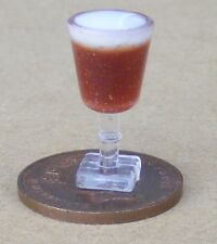 1:12 SCALA Crema diaquiri Cocktail drink in Miniatura Casa Delle Bambole Accessorio CT40