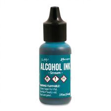 Ranger - Tim Holtz - Alcohol Ink - Stream - Blue