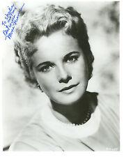 Mona Freeman Original Signed Autographed 8x10 photo S4769