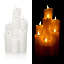 Reidel Kerzen 100/% Stearin 6 Stück Kaminfeuer Duftglas