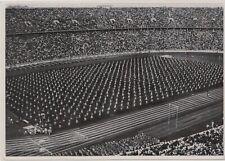 1936 BERLIN GERMAN OLIMPIC GAMES - German Gymnast Parade ORIGINAL PHOTO Nr.159
