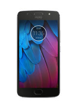 New Motorola Moto G5s Plus XT1805 Dual Sim 32GB Unlocked Grey - 1 Year Warranty