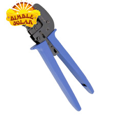 MC4 Crimping Tool - Crimpers for Solar PV Connectors 2.5-6mm2 Cable