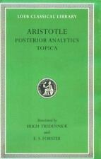Loeb Classical Library: Posterior Analytics - Topica 2 by Aristotle