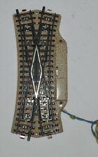 Märklin 5207 M-Gleis Doppel-Kreuzungs-Weiche 24° H0 Metallgleise H0, gebraucht