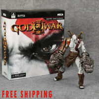 Neca God of War 3 Ultimate Kratos Action Figure Collector Toy New PVC Toy Anime