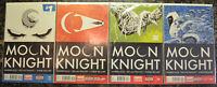 MOON KNIGHT LOT of (4) #1,2, 3, 4 (2014 | Marvel Comics) NM+ (9.6-9.8)