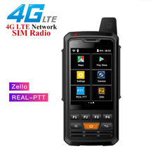 ANYSECU 4G Network radio P3 Android 6.0 Unlock F50 Walkie talkie Real-ptt Zello