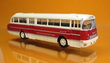 Brekina 59551 Ikarus 66 Stadtbus - zweitürig - beige / rot / beige