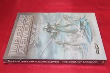 WARHAMMER 40.000 IMPERIAL ARMOUR MODEL MASTERCLASS VOLUME ELEVEN MYMEARA