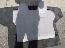 RH SIDE TOP REAR GRAY LEATHER SEAT TESLA MODEL S 15