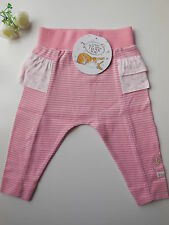 'GUESS HOW MUCH I LOVE YOU' Baby Girl Leggings Size 00 Fits 3-6 mths NEW