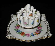 Carl Thieme DRESDEN Cigarette Holder or Flower Posy or Frog Mint Condition