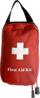 FIRST AID KIT with nylon pouch and hook removal tool RD